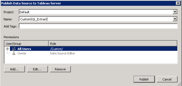 Migrating reports to Tableau Online & automated refresh